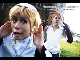 Soul Eater: I can't hear youu by niladnama
