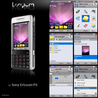 Leopard theme for P1i by QTR4333