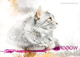 Meeow by charliemonster