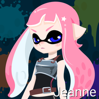 Jeanne, Cassandra's Mother (Inkling Form) by Brightsworth-Heroes