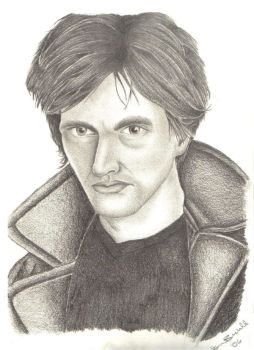 Barty Crouch Jr. by David-Tennant-Fans