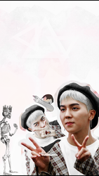 MINO  #1 Wallpaper by victoricaDES