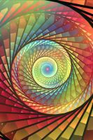 Prismatic Hypnotism by InfiniteIterations