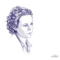 Olivia Colman as Ellie Miller by AlessiaPelonzi