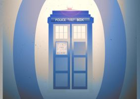 Doctor Who by Jackdoc