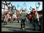Abbots Bromley 2015 (DSCF3062 #1a CB) by Chattering-Magpie