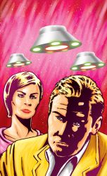 The Invaders - In Color! by vonfolger