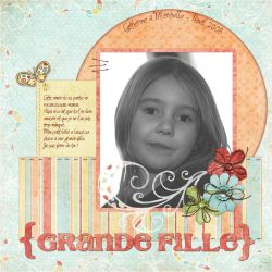 'Grande Fille' by parahoty