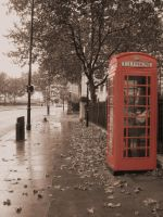 phone box. by hollycade