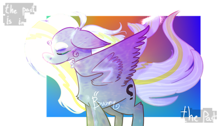 heaven feathers by Bunnythehopper1234