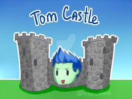 Tom castle by Ofelie