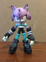 Electra the Cat Custom figure(remake) by Aimorragia
