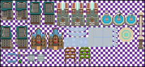 Sanyou City Tiles by UltimoSpriter