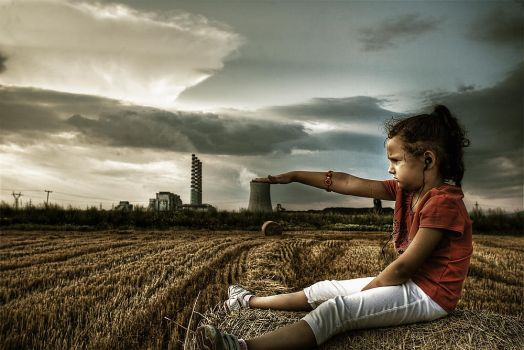 No pollution please by Chris-Lamprianidis