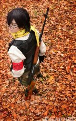 A Soldier I will be ~ Yukimura by Ace5262