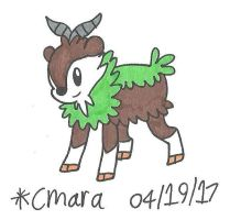 Pokemon: Skiddo