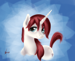 Young Lauren Faust by Newlifer
