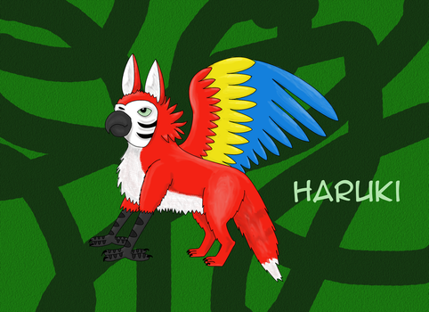 Haruki - Reference (2010-2011) by Torotiel