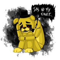 FNAF - It's not my fault by Niutellat