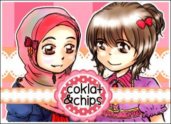 Original Series - Coklat and Chips by coralblush