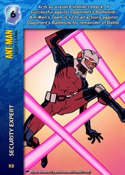 Ant-Man Special - Security Expert by overpower-3rd