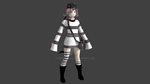 I will do a 3D character for you! c: by NickoBolas