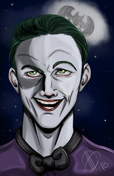 The Joker by AlexaWayne