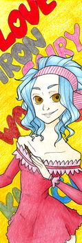 [CP] Levy by Nadalien