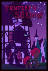 Tempest's Shadow - Cover by asktempest-light