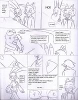 Three bunnies one fox Chapter 1 Page 2 by Pace-Maker