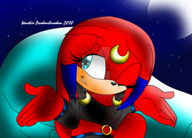 Coral the Echidna by Fairloke