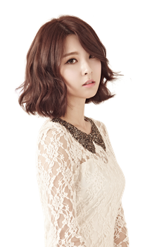 Nine Muses - Hyemi Png [Render] by thisisdahlia