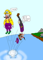 37 Wario Bros OUT by ZeFrenchM