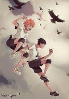Haikyuu!!: Jump by IIclipse