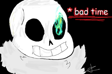 Bad Time by huskylover101