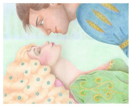Sleeping Beauty by dianecostanza