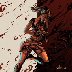 Claire Redfield by maDdoxMDJ