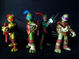 TMNT 2012 - Cheese by 0PT1C5