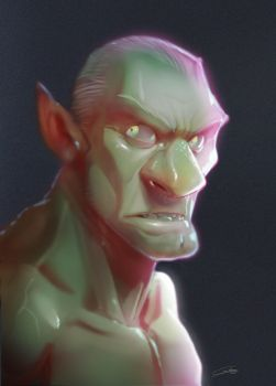 ORC Version B by Gilmec