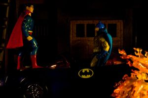 Bat-Vember #2: The World's Finest Superheroes by Batced
