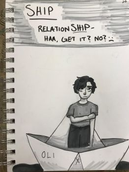 Ship...? by oneswoodguy