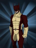 Wolverine#redesigned_heroes by dorets