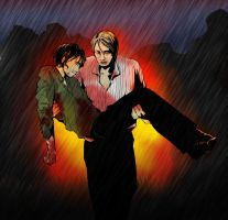 Hannigram - Kidnapped Will by nunsaram