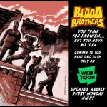 Blood Brothers promo by ADRIAN9