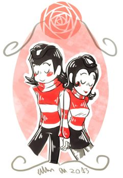 XS- Mimes by FutureCrazyCatLady