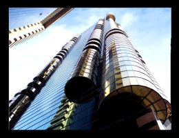 Amazing architecture 5 bis by Fidjies
