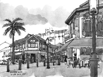 Kampong Glam by parka