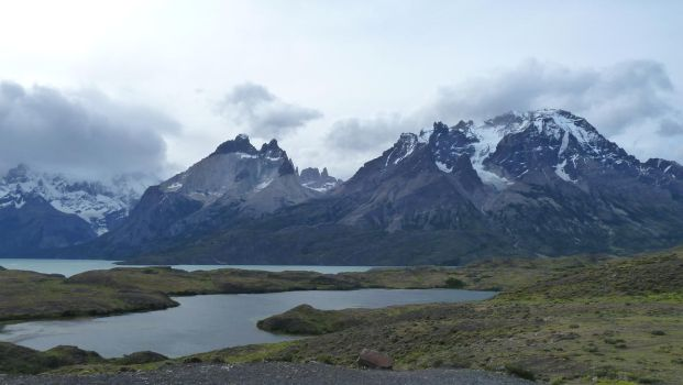 Patagonian Landscape 01 by fuguestock