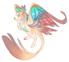 Glass Butterfly - Auction CLOSED by GentleLark