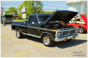 Super Sharp F-100 Ford Truck by TheMan268